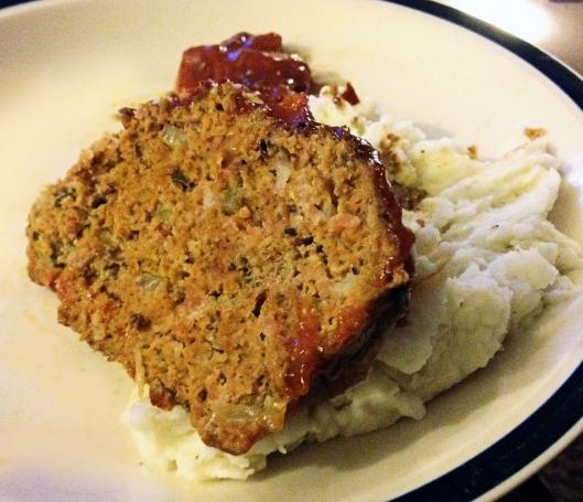 Chipotle Meatloaf, Bon Appetit