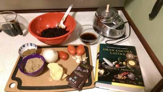 Mole Ingredients