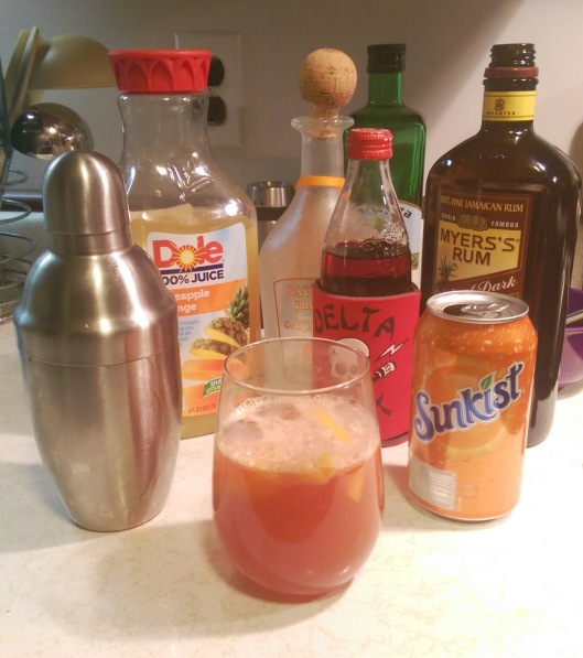 Homemade Mai Tai Recipe